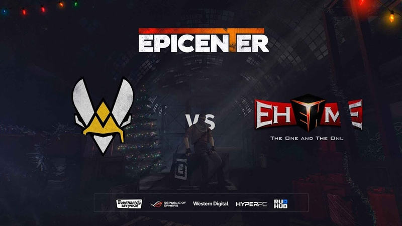 Vitality vs EHOME - EPICENTER 2019 - map1 - de_inferno [Anishared SleepSomeWhile]