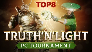 Truth'N'Light. TOP8. Турнир Непопулярных Вариаций Mortal Kombat 11