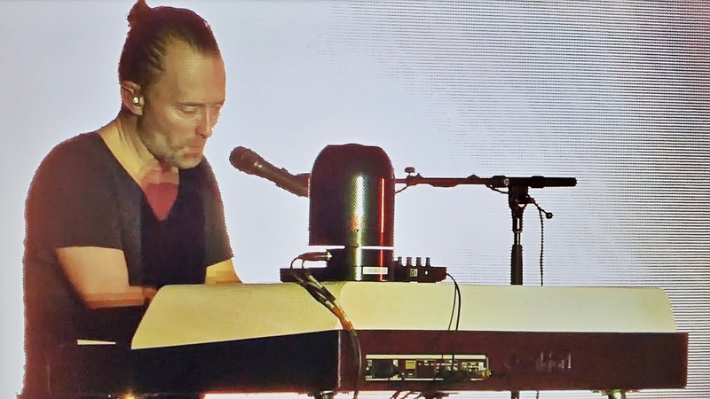 THOM YORKE [Modern Boxes Project] - Full Performance Live @ Stage AE Pittsburgh 2019