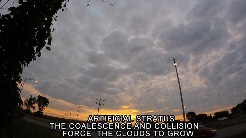 2017 Artificial Stratus-Cumulus Clouds