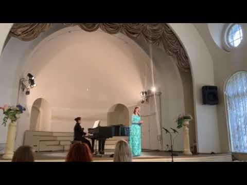 А С Даргомыжский Песня Наташи из оперы Русалка
