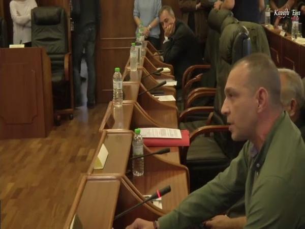 Δημοτικό Συμβούλιο Πειραιά - 18 Νοεμβρίου 2019
