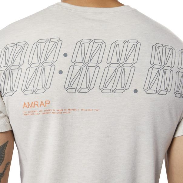 Спортивная футболка Reebok CrossFit® Move image 4