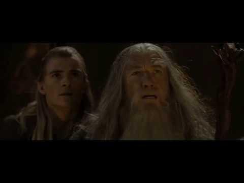 Бандерлог призрак коммунизма нападает на братву Властелин колец Братва и кольцо Гоблин