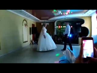 Самый лучший свадебный танец