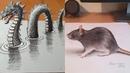 Vẽ 3D trên giấy như thế nào? - How to Draw 3D on Paper?