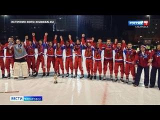 Успех воспитанников хабаровской хоккейной школы