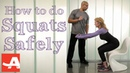 How to do Squats Best of Everything After 50 with Barbara Hannah Grufferman AARP