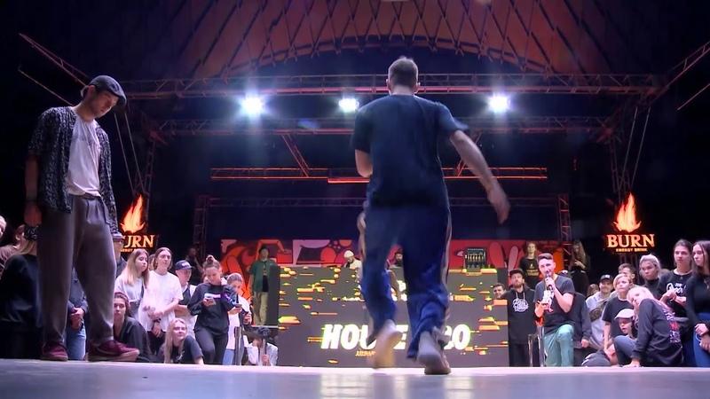 RESPECT MY TALENT 2k19. HOUSE PRO 1/8 XOSE vs KUSTO | Danceproject.info