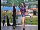 BTS - BOY WITH LUV|dance cover (Мон White Black, Лиён Moon Day)