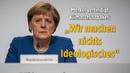"""Merkel zu Klimaschutzpaket """"Wir machen nichts Ideologisches es gibt massive Evidenzen"""