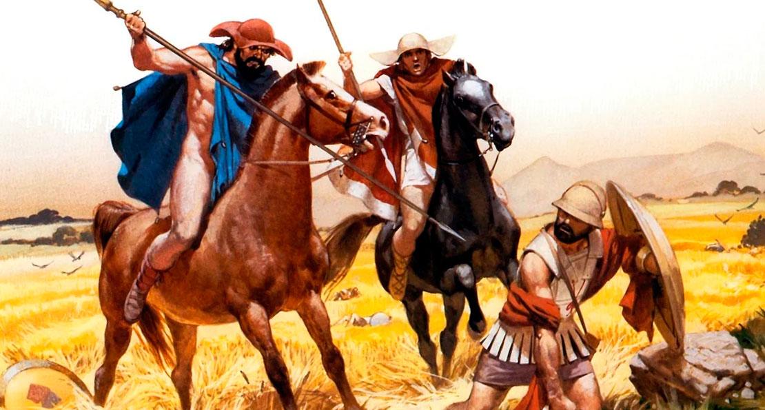 Фессалийская конница