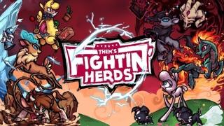 Them's Fightin' Herds #1 Сюжетка