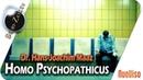 Homo Psychopathicus Dr Hans Joachim Maaz bei SteinZeit