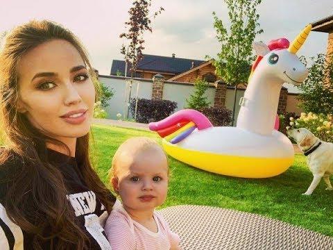 Вырастит дочь безотцовщиной Костенко подает на развод с Тарасовым