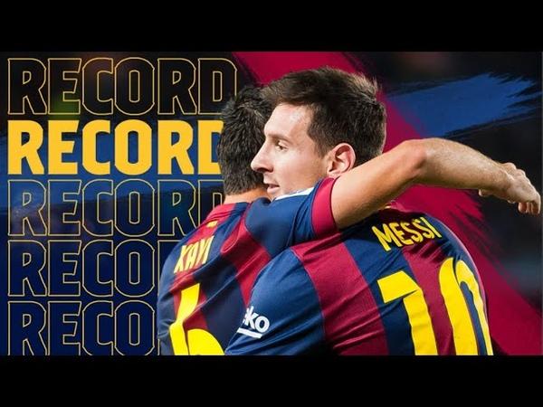 Messi, a match to equal Xavi's El Clásico record