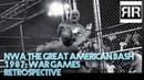 NWA The Great American Bash 1987 War Games Retrospective