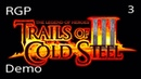 The Legend of Heroes Trails of Cold Steel lll DEMO Без комментариев