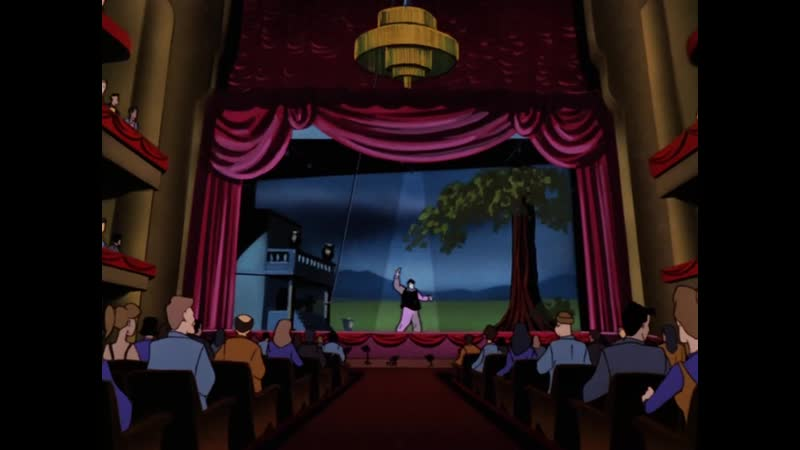 Batman Animated Series S01E47 Birds of a Feather