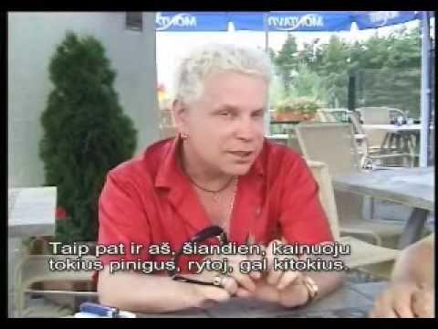 Ligito Kernagio interviu su Borisu Moisejevu III dalis 2003