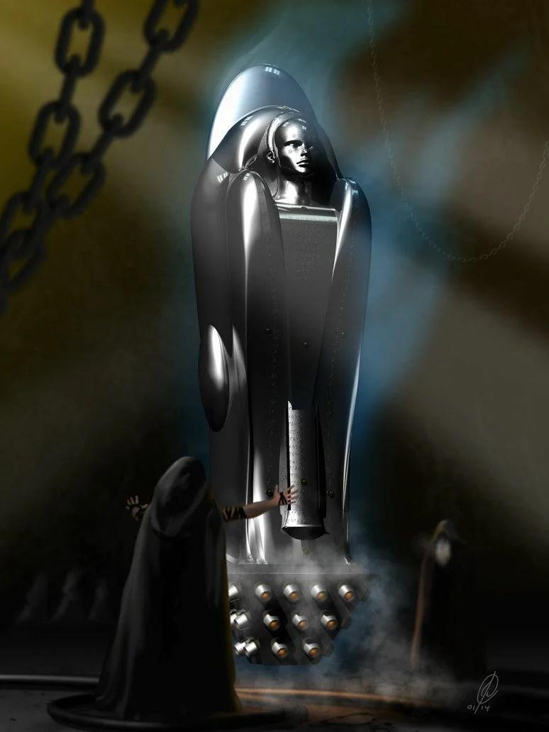 """По сути Механизм, Цурумах, Мурсирис, Не-БОГ, как его называют народы Эарвы, это.. биокомпьютер. Прородители Инхороев, те самые постсингулярные таинственные """"Инженеры"""", в которых сквозь дымку угадываются люди, не стали заморачиваться над кремниевым аналогом, и просто использовали биологический мозг.. Который выполняет функцию Ядра или Процессора."""