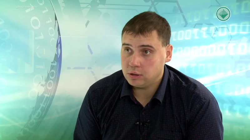 Беседы в студии Об НКО рассказал специалист комитета по молодёжной и семейной политике Ленского района Никита Петроченко