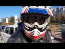 Мотопробег Севастополь Алушта на Новогодний авто мото фестиваль NITRO 4K 60FPS