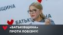 «Батьківщина» захищатиме національні ресурси України від іноземних спекулянтів
