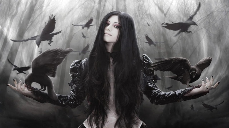 МОРРИГАН Ирландская богиня смерти