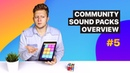 Community Sound Packs Overview 5 Drum Pads 24
