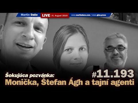 Live: Šokujúca pozvánka: Monička, Štefan Ágh a tajní agenti 11.193