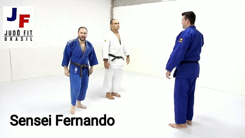 Tutorial Como fazer a técnica O SOTO GARI JUDOFIT BRASIL