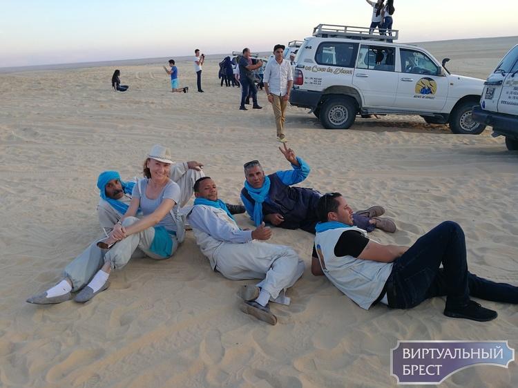 Чем удивляет Тунис брестского туриста: Сахара, Карфаген и «бамбалони»