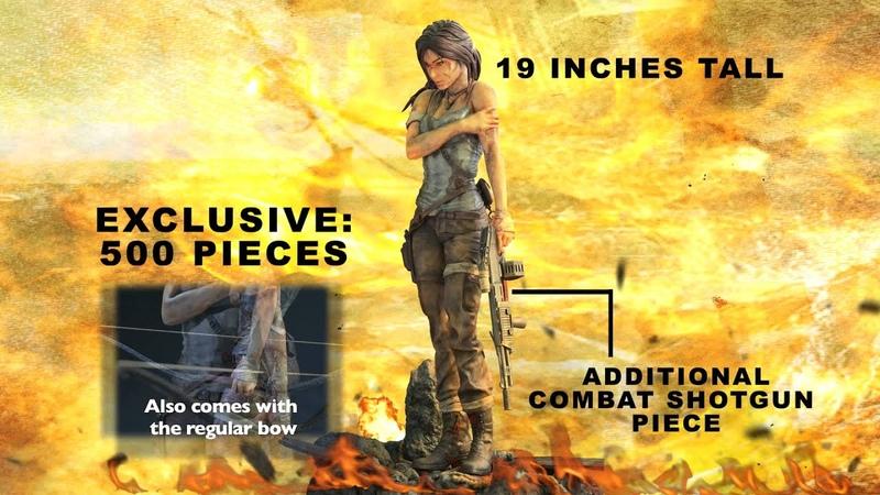 Gaming Heads Lara Croft Tomb Raider Informative Trailer
