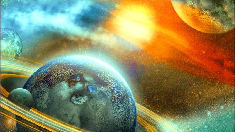 2 Крайности космической погоды Самый большой шторм Космическая одиссея