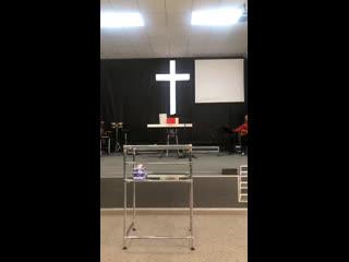 Воскресное служение 26 апреля 2020