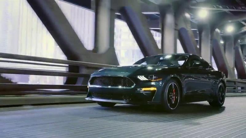 Ford Mustang Bullitt l Arabic Trap Music