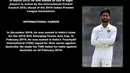 Indian Cricketer (Mayank Markande) Biography Detail