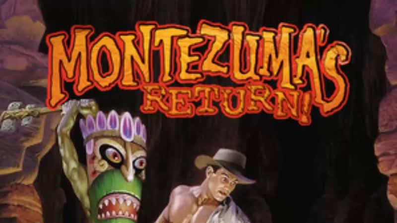 KAmbAr и Orand ищут сокровища в Montezumas Return