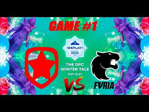Gambit vs Furia | Bukovel Minor 2020 | Bo3 WePlay | Group Stage | Game 1