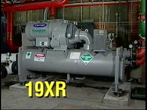 Hvac Chillers - Carrier
