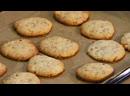 Ореховое печенье от Юлии Высоцкой