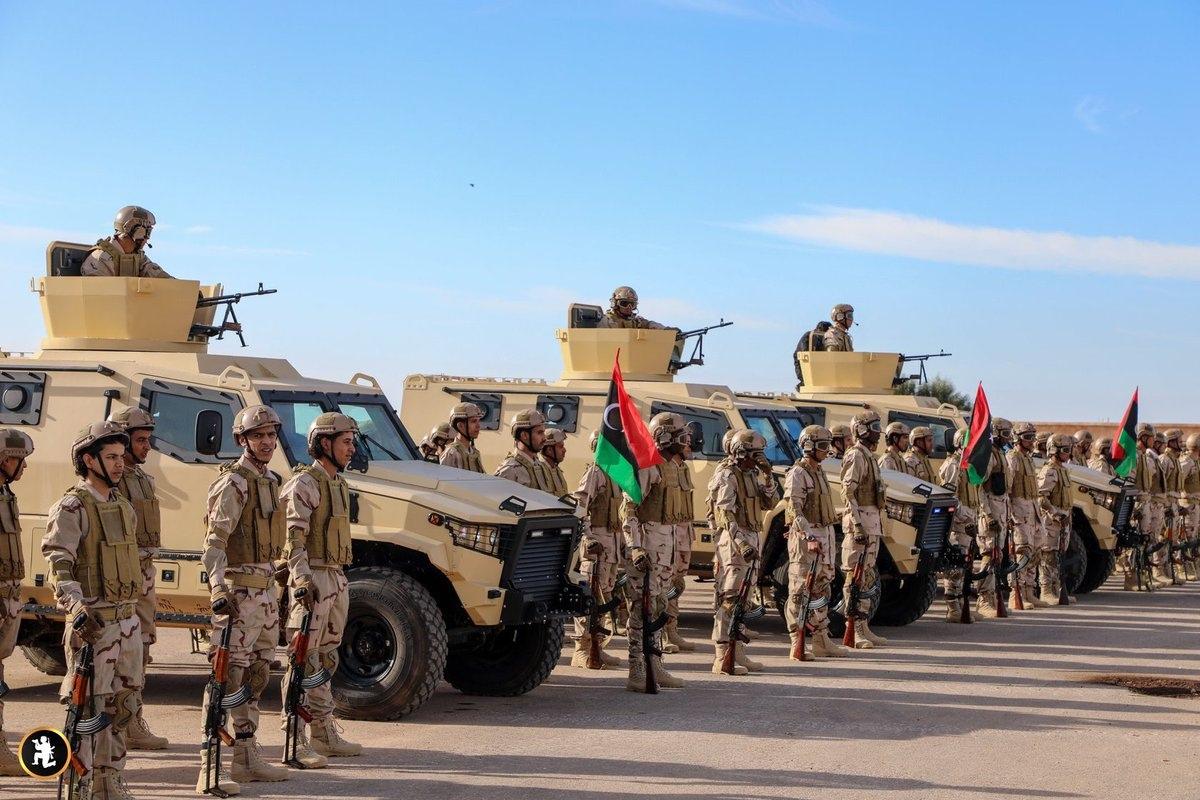 Война в Ливии:итоги 2019 года, изображение №15