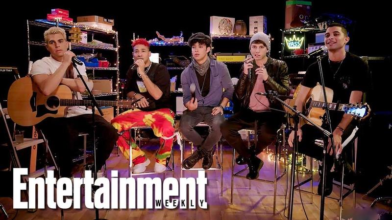 CNCO Announces New EP 'Que Quiénes Somos' | Entertainment Weekly