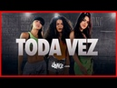 Toda Vez - Maria | FitDance SWAG (Official Choreography)