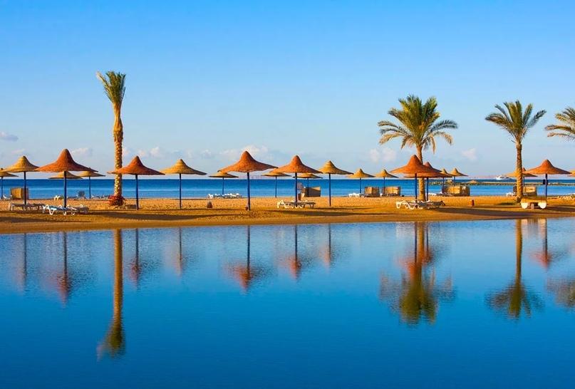 Зимой и летом одним цветом-Египет