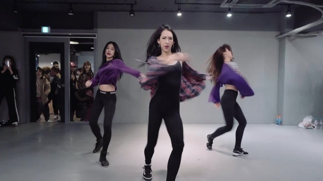 Woman - Kesha ft. The Dap-Kings Horns Mina Myoung Choreography
