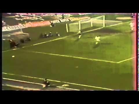 European Cup 1982-83 Widzew Lodz vs Juventus