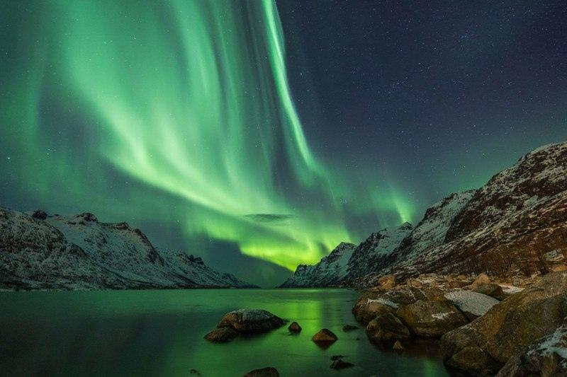 10 лучших мест в мире, где можно увидеть северное сияние, изображение №9