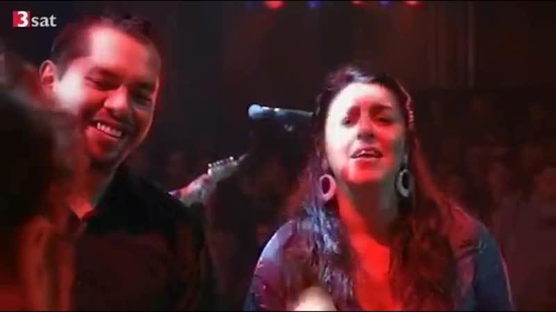 Calexico Roka live 3Sat Festival Tonträge 2012